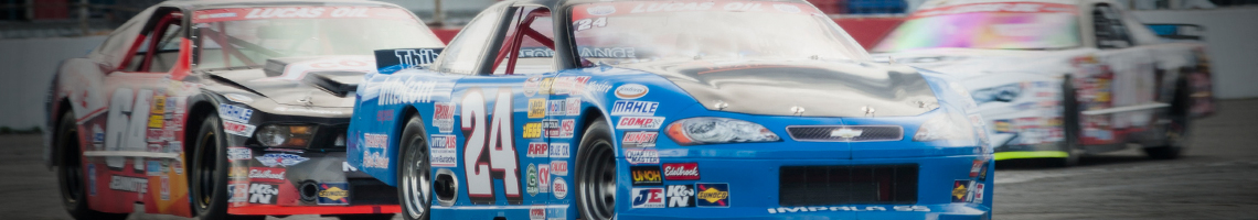 ASE Stock Car Banner
